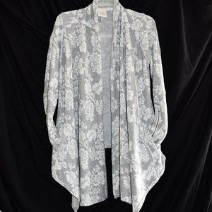 Knox Rose Open Front Cardigan with Pockets